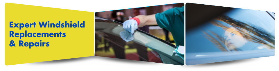 Expert Windshield Replacements & Repairs | Mother and child looking out window | Woman looking out car window